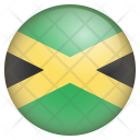 Jamaica Flag Icon