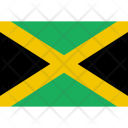 Jamaica Flag World Icon
