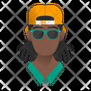 Jamaica Guy Icon