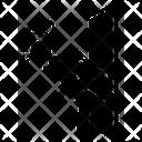Defects Jammed Door Locked Jammed Door Icon