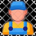 Janitor Avatar Man Icon