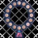 Japa Mala Beads Japa Icon