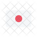 Japan Flag Country Icon