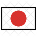 Japan International Global Icon