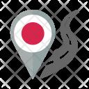Japan Flag Icon