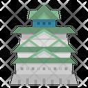 Japan Castle Icon