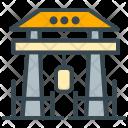 Japan gate Icon