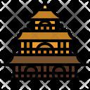 Japan Palace Palace Meijo Icon