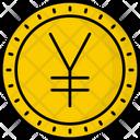 Japan Yen Icon