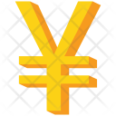 Japanese Yen China Icon