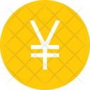 Japanese Yen Currency Icon