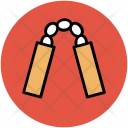 Japanese Nunchaku Escrima Icon