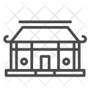 Japanese Home Icon