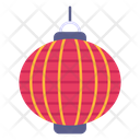 Japanese Light Decorative Lamp Japanese Lantern Icon