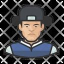 Japanese Man Japanese Man Icon