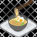Japsnese Noodles Japanese Food Japanese Cuisine Icon