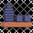 Urn Mud Vessel Japanese Urn Icon