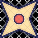 Japanese Shuriken Icon