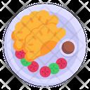 Food Cuisine Japanese Snacks Icon