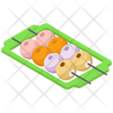 Japanese Dango Japanese Food Japanese Cuisine Icon