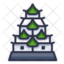 Japanese Temple Icon