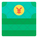Japanese Yen Cash Money Icon