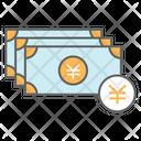 Mjapanese Yen Icon