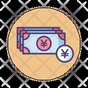 Mjapanese Yen Japanese Yen Yen Icon