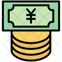 Money Business And Finance Japanese Yen Icon