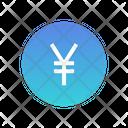 Japanese Yen Icon
