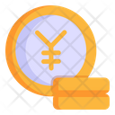 Money Currency Japanese Yen Icon