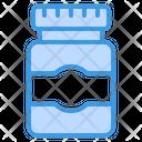 Jar Jam Bottle Icon