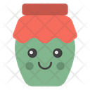 Jar Container Urn Icon