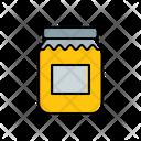 Jar Of Jam Icon