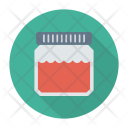 Jar Food Bottle Icon