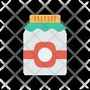 Jar Food Bottle Icon