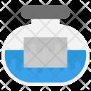 Jar Bottle Experiment Icon