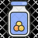 Jar Bottle Jam Jar Icon