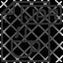 Jar Paper Type Icon