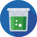 Jar Water Chemical Icon