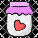 Jar Container Vassel Icon