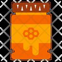Jar Honey Fall Icon