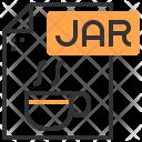 Jar Type File Icon