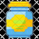 Jar Jam Food Icon