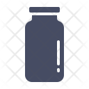 Jar Bottle Kitchen Icon