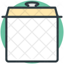 Jar Bottle Jam Icon
