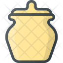 Jar Food Eat Icon