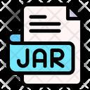 Jar File Type File Format Icon