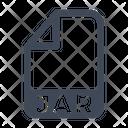 Jar File Document Icon