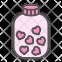 Jar of heart Icon